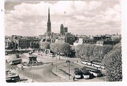 FR-3909   ROUEN : Place General-de-Gaulle - Rouen