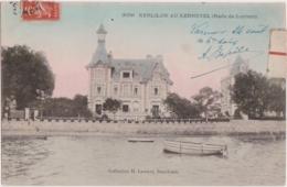 Bv - Cpa KERLILON Au KERNEVEL (Rade De Lorient) - Larmor-Plage