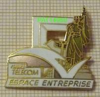 FRANCE TELECOM ESPACE ENTREPRISE   ARCHE DE LA DEFENSE En Version EGF DEMONS & MERVEILLES - France Telecom