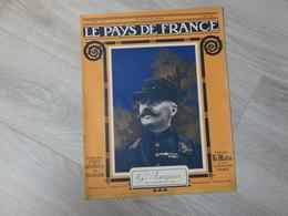 PAYS DE FRANCE N°81. 4/5/16. Gal JACQUES.RUSSES A MARSEILLE. ALLEMAGNE A PLUS DE COLONIES. VERDUN. AVIONS MORT HOMME. AV - Français