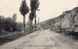 DIJON 21, ROUTE DE PLOMBIERES, LE FOULON - Dijon