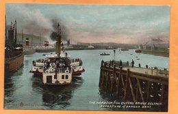 Belfast N Ireland UK 1907 Postcard - Antrim / Belfast