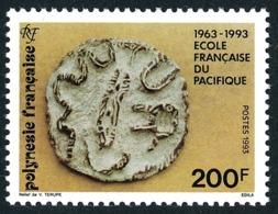 POLYNESIE 1993 - Yv. 449 ** SUP  Faciale= 1,68 EUR - Ecole Française Du Pacifique  ..Réf.POL24080 - Polynésie Française