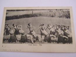 C.P.A.- Océanie - Fidji Fiji - Club Dance - 1910 - SUP (CE 97) - Fidschi
