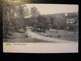 Porthkerry Park, Barry, Glamorgan (Dutch Advert On Back) - Glamorgan
