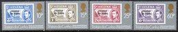 Tristan Da Cunha QEII 19854 150th Anniversary Of Colony Set Of 4, MNH, SG 365/8 - Tristan Da Cunha