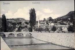 Cp Sarajevo Bosnien Herzegowina, Miljackapartie - Bosnie-Herzegovine