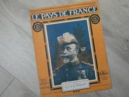 PAYS DE FRANCE N°83. 18/5/16. Gal De VILLARET. VERDUN. VOSGES. ALLEMAGNE A PLUS COLONIES.DESCENTE EN PARA D'UNE SAUCISSE - Français