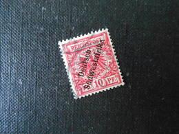 D.R.7a  10Pf   Deutsche Kolonien (Deutsch-Südwestafrika) 1898 - Mi 5,00 - Colony: German South West Africa