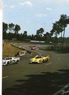 24 Heures Du Mans  -  Dans Les 'S' Du Tertre Rouge  -  Porsche 936  -  Carte Postale - Le Mans