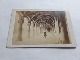 GRANDE GROTE ORGINELE FOTO 17 CM OP 11 CM LUIK LIEGE PALAIS DE JUSTICE 1880 - Fotos