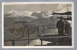 CH. STANSERHORN 1900 M. Mit TITLISGRUPPE. Uitkijkpunt. - Other