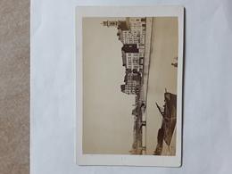 GRANDE GROTE ORGINELE FOTO 17 CM OP 11 CM LUIK LIEGE 1880  PONT LEOPOLD - Fotos