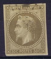 Colonies Gen. Yv 9  Obl./Gestempelt/used   Signé - Napoléon III