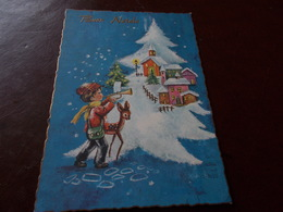 B623  Buon Natale Viaggiata - Non Classificati