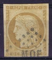 Colonies Gen. Yv 11 Cachet MOE Martinique Obl./Gestempelt/used   Signe - Ceres