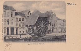 619 Malines L Ancienne Grue - Mechelen
