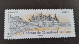 France Timbres NEUF  N°5331 - Année 2019 - Château De Chambord - Francia
