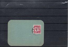 BELGIUM - EXPORTATION RECU COTISATION - LIEGE 1949   - UN2 - 1948 Export