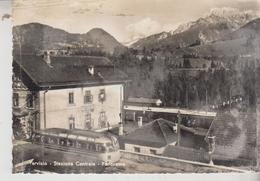 Tarvisio Udine Stazione Centrale Panorama Bus Corriere 1959 - Udine