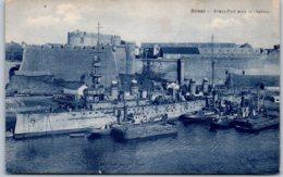 29 BREST - Avant-port Sous Le Château - Brest