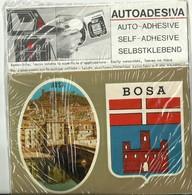 """5012"""" BOSA - AUTOADESIVA-AUTO-ADHESIVE-SELF ADHESIVE-SELBSSTKLEBEND """" NELLA SUA CONFEZIONE ORIGINALE - Adesivi"""