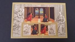 France Timbres Bloc/feuillet NEUF  N° BF90 - Année 2005 - Vatican - Blocks & Kleinbögen