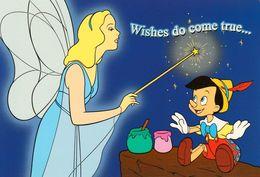 1 AK Walt Disney Classics * Wishes Do Come True... Pinocchio * - Disney