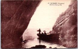 29 MORGAT - Entrée D'une Grotte - Morgat