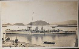 CPA. - Bateaux > Guerre > Marine De Guerre Anglaise , Croiseur Anglais - TBE - Guerra