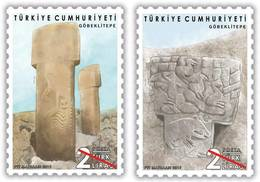 TURKEY/2019 - ARCHAEOLOGICAL SITE (GOBEKLITEPE), MNH - Nuevos