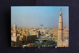 I - 26 /  Asie - Arabie Saoudite, Riyadh - Around The Big Mosque -  تحية من المملكة العربية السعودية  / Circule - Arabie Saoudite