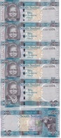 South Sudan - 5 Pcs X 10 Pounds 2011 UNC Lemberg-Zp - Sudan