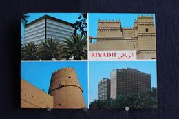 I - 30 / Asie - Saudi Arabia - Riaydh - Beauty Of Old Efficiency Of The Modern - تحية من المملكة العربية السعودية - Arabie Saoudite