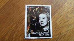 France Timbre NEUF  N° 5170 - Année 2017 -  Jeanne Lanvin - Francia