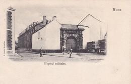 619 Mons Hopital Militaire - Mons