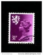 GREAT BRITAIN - 1984  SCOTLAND  31p. PCP  FINE USED  SG S51 - Regionali