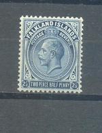 Falkland Island 1927  MNH - Falklandinseln
