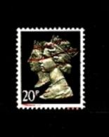 GREAT BRITAIN - 1990  DOUBLE HEADS  15p. CB  QUESTA  FINE USED SG 1477 - Machins