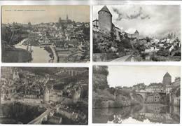 24 - Lot De 13  Cartes Postales Diverses De  SEMUR-en-AUXOIS ( Côte-d' Or  ) - Toutes Scannées - Postcards