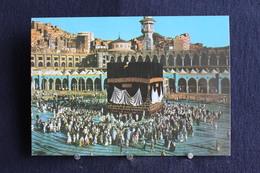 I - 33 / Asie - Saudi Arabia - ( Mekka ) The Holly City Of Mecca - The Kaaba  - تحية من المملكة العربية السعودية - Arabie Saoudite
