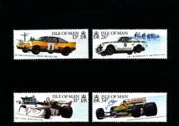 ISLE OF MAN - 1988  MOTOR SPORT  SET  MINT NH - Isola Di Man