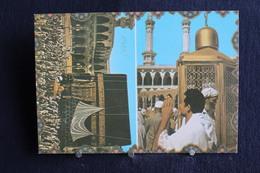 I - 34 / Asie - Saudi Arabia - ( Mekka ) The Holly City Of Mecca - The Kaaba  - تحية من المملكة العربية السعودية - Arabie Saoudite