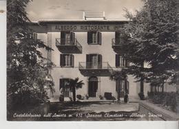 CASTELDELPIANO GROSSETO ALBERGO IMPERO 1957 - Grosseto