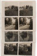 AK-2556/ 4 X Wetzlar NPG Foto Stereofoto Ca.1905 - Photos Stéréoscopiques
