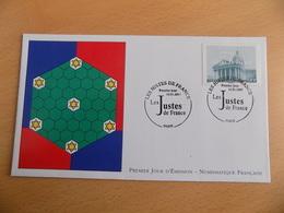 FDC France : Les Justes De France - Paris 18/01/2007 - FDC