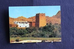 I - 40/Asie - Saudi Arabia-Arabie Saoudite - South Region - Fortress In The Mountain - تحية من المملكة العربية السعودية - Arabie Saoudite
