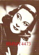 CPM - Michèle MORGAN ( Jeune ) - Edit. TRAVELLING - Entertainers