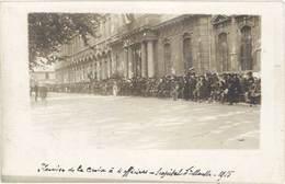 Cpa 84 – Avignon – Carte-photo, Remise De La Croix à 4 Officiers - Avignon