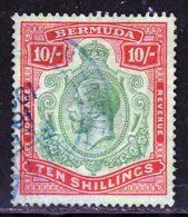 Bermudes 1910 Yvert 51 (o) B Oblitere(s) - Bermudes